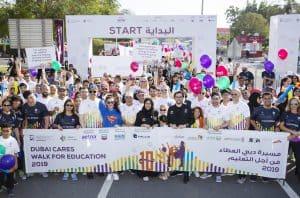 Dubai Cares Walk for Education 2019