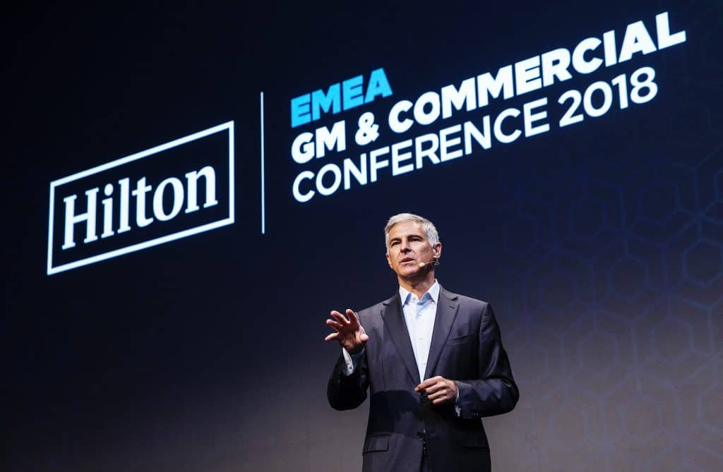 HILTON EMEA Conference 2018