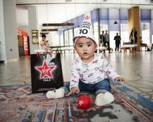 Jumeirah Zabeel House Mini Virgin Radio