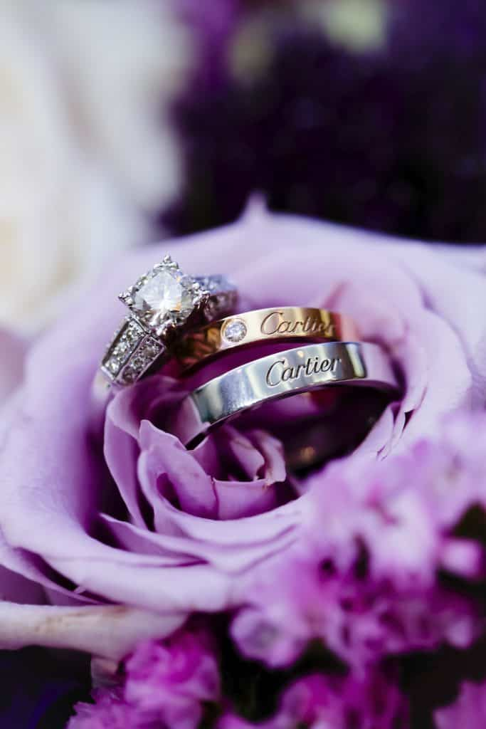 cartier rings jewelry photography The Studio Dubai
