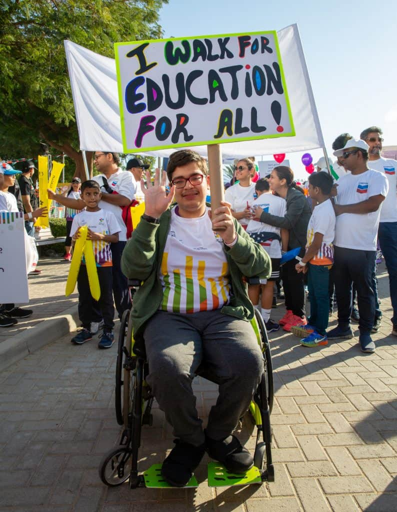 DUBAI CARES WALK FOR EDUCATION 2019 6
