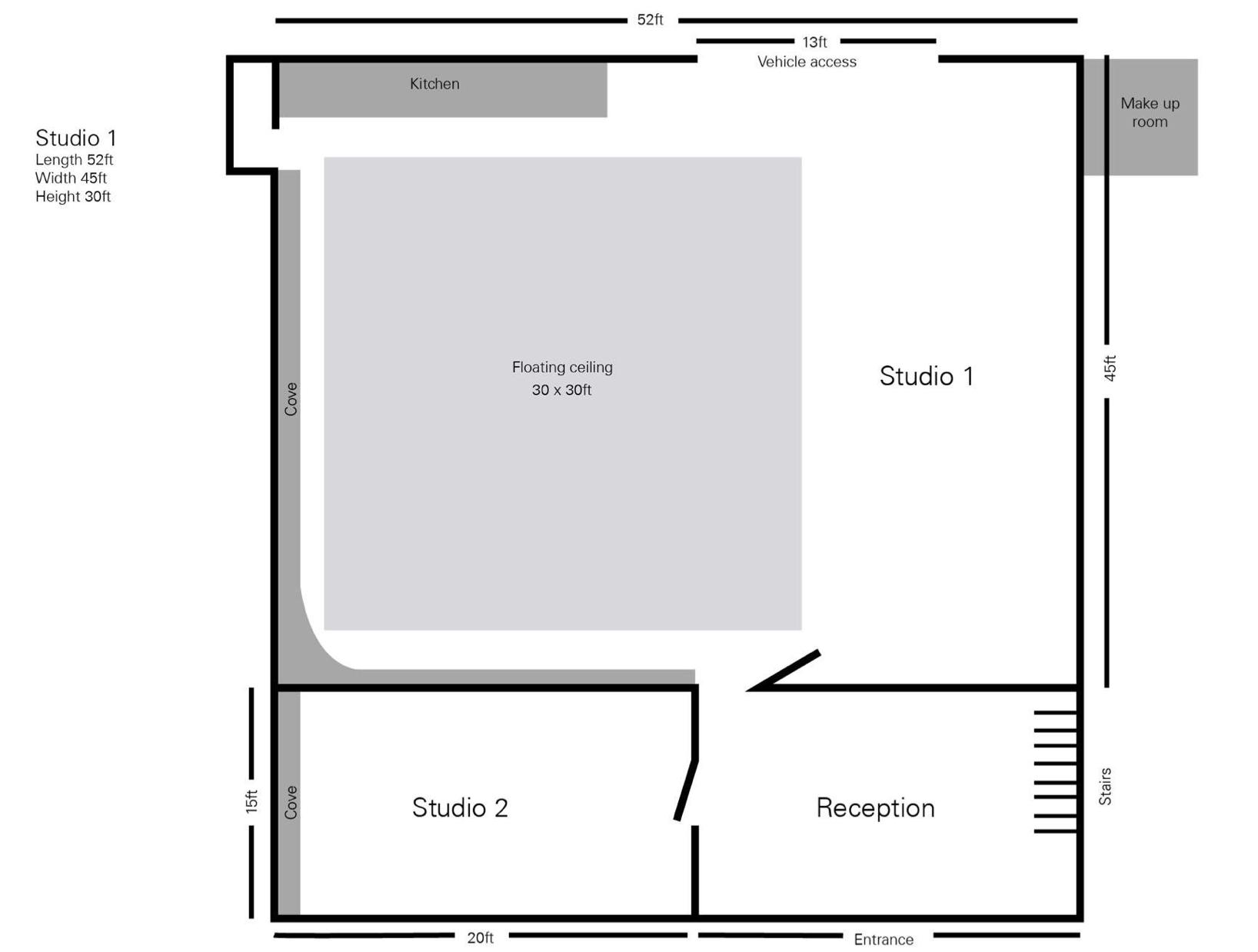 photo studio rental dubai