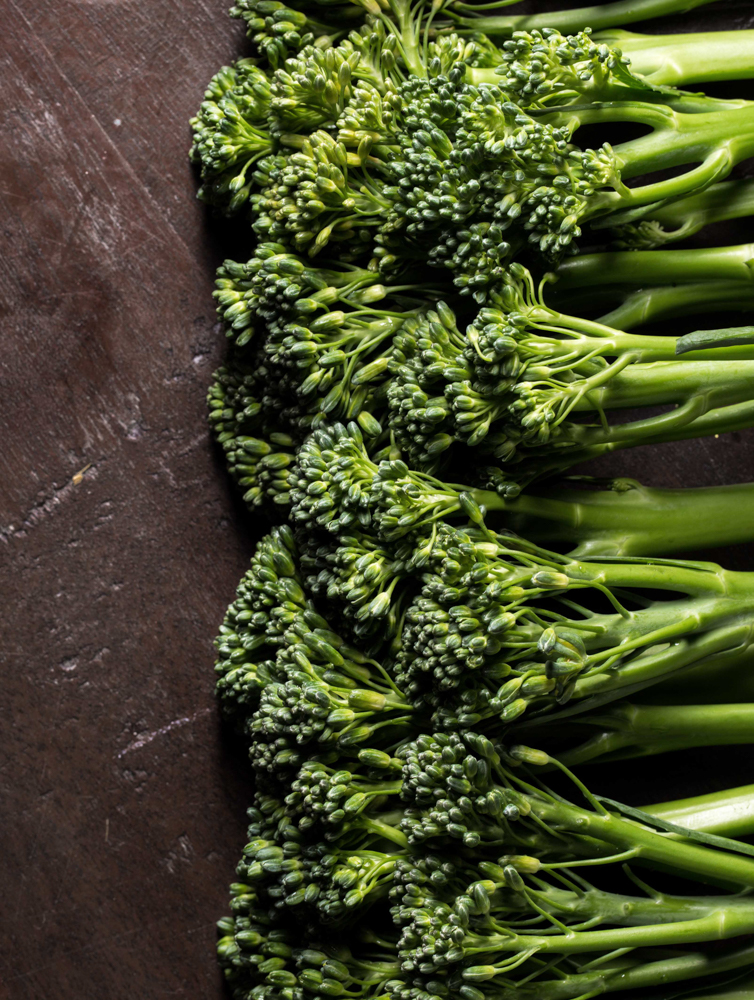 THE STUDIO FOOD PHOTOGRAPHY BROCCOLI